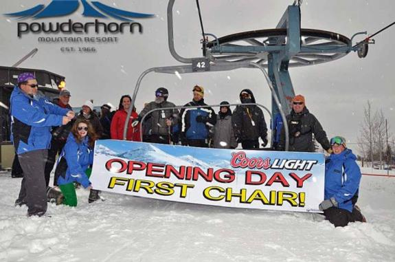 Powderhorn Opening Day