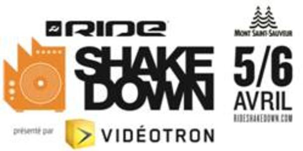 Antoine Truchon wins at the Ride Shakedown 2013