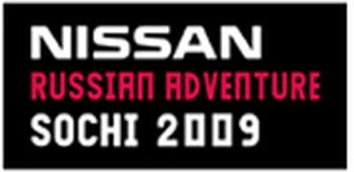 Nissan Russian Adv Sochi 09 logo world freeride tour