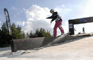 British Snowboard Tour 2007, Chatham