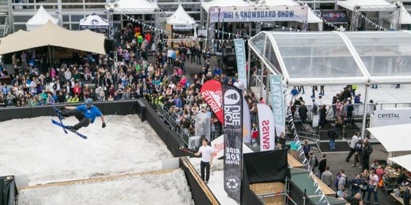 The Telegraph Ski & Snowboard Show 2017