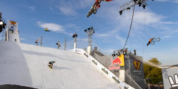 Take Off With Style at Freestyle Zurich!