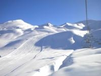 Heavy Snow in Southern Hemisphere