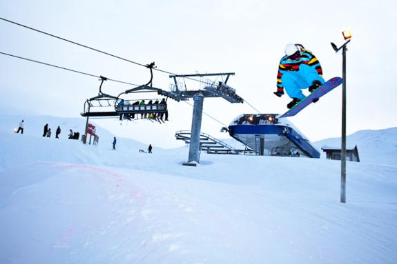 World Snowboard Day 2011