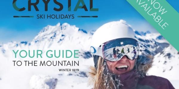 Crystal Launches it's Guide to the Mountains