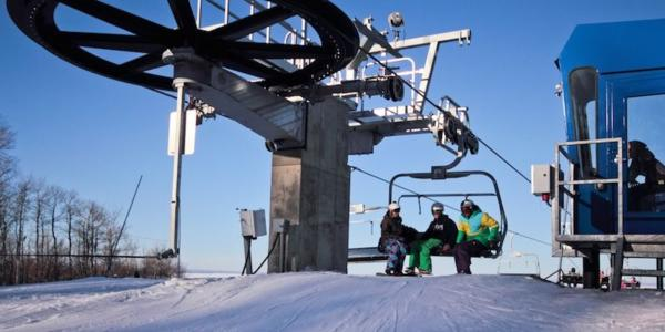 Lee Canyon Plans New Quad Chairlift!
