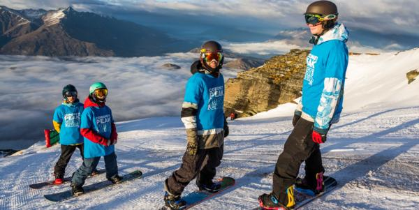 NZ snow season starts with opening of Coronet Peak