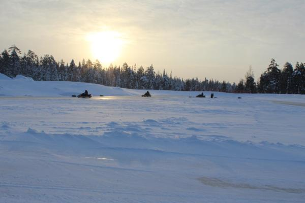 Ice Karting Ruka