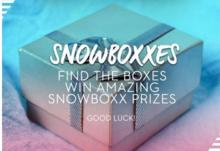 Find a Christmas Snowboxx!