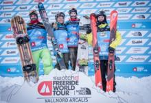 SWATCH FREERIDE WORLD TOUR ANDORRA 2015