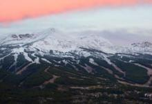 Snow Blankets Breckenridge Ski Resort!