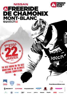 Freeride World Tour chamonix