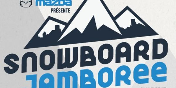 Thrills and spills galore at Snowboard Jamboree!