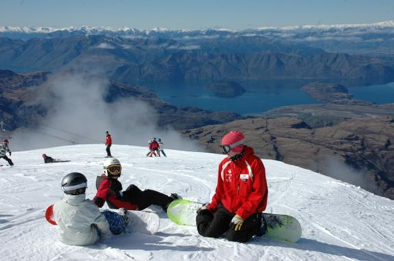 Treble Cone Resort