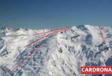New chairlift & expanded terrain at Cardrona
