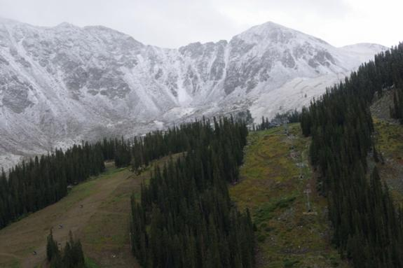 Arapahoe Basin 15th September 2011