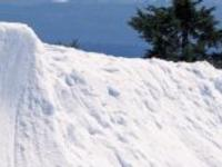 Ski Resort Mount Seymour in Canada