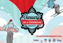 Learn To Ski & Snowboard Month Most Successful Yet