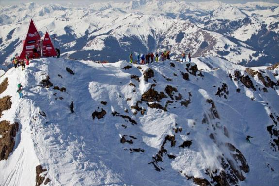 WINNER MITCH TOELDERER IN SWATCH BIG MOUNTAIN FIEBERBRUNN 2011