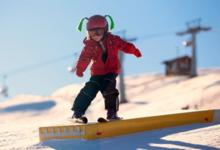THE KIDS SNOWPARK IS AT MOTTOLINO