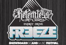 Freeze Festival new direction for Snowboarding!