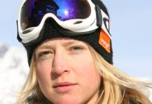 Jenny Jones wins 2010 X-Games Slopestyle