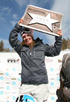 Jamie Anderson wins the Chicken Jam & TTR Crown
