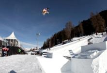 Evolution 2011 womens slopestyle qualification