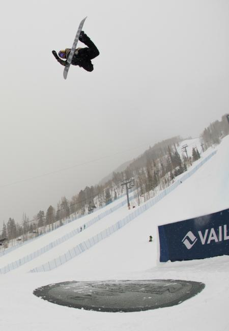 2014 Burton US Open Mens Slopestyle Winner Mark McMorris