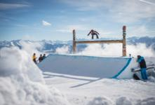 Sandbech & Prior win the BEO 2015 slopestyle title