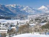 Ski Resort Reit im Winkl in Germany