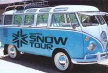 British Snow Tour Accelerates into Milton Keynes