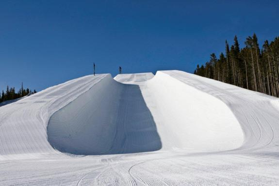 Breckenridge gets a 22-foot halfpipe for 2010/11