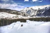 Ski Resort Copper Mountain in USA