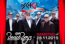 SURFIN' ISCHGL WITH THE BEACH BOYS