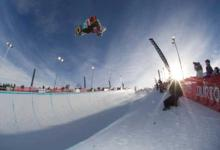 Locals take the 5* Canadian 09 Open Halfpipe