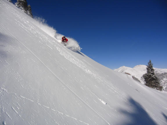 Silverton Mountain Dec 2012