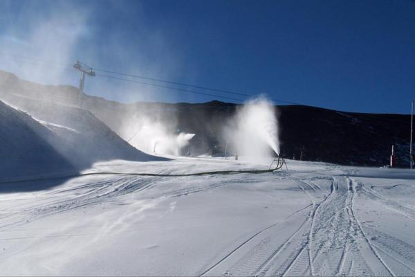 Mt.Hutt opens the NZ season for 07