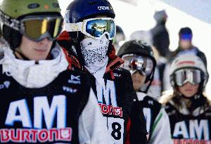 Burton AM serries Grandvalira