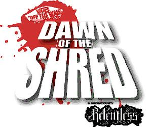 Vans Dawn of the Shred logo