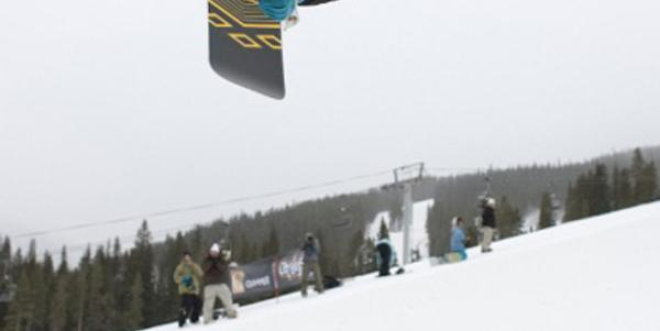British Snowboard Teams Compete in Colorado, USA