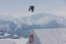 THE BRITS RETURNS HOME TO LAAX!