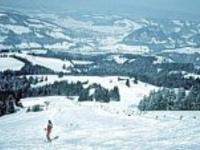 Ski Resort Oberstaufen in Germany