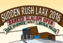 LAAX 2016 Sudden Rush Banked Slalom