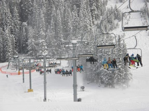 Mt. Norquay Chairlifts Open 2012
