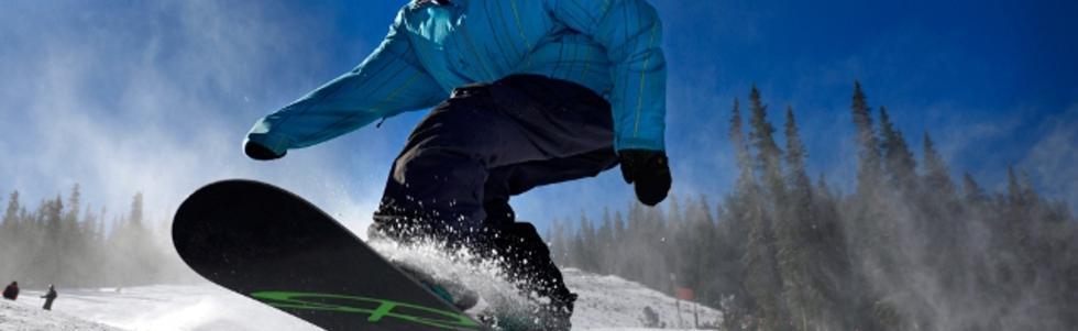 Arapahoe Basin World Snowboard Guide