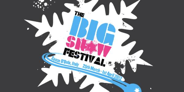 The Big Snow Festival 2012 moves to Sauze d'Oulx,