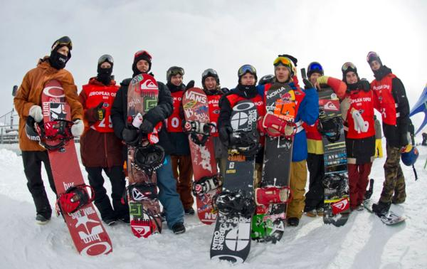BEO Men's Riders 2013
