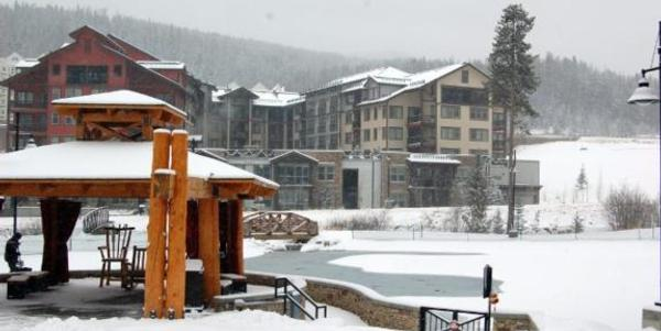 Colorado Resorts opening for business