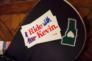 I Ride With Kevin